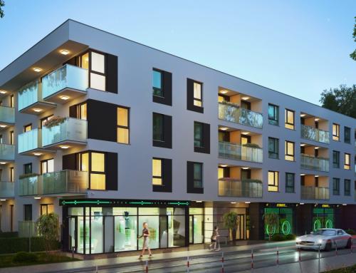 Inwestycja mieszkaniowa Praga Verde z prawomocnym pozwoleniem na budowę!