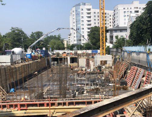 Budowa Widoki Kruszewskiego zgodnie z harmonogramem